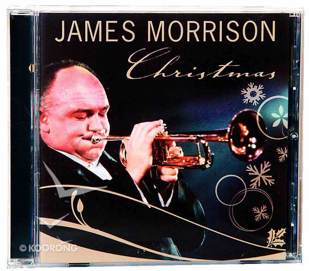 James Morrison Christmas CD