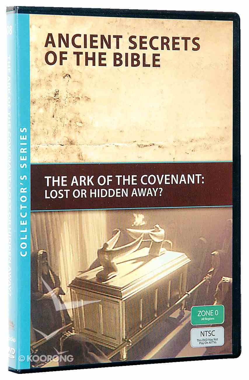 The Ancient Secrets #08: Ark of the Covenant (#08 in Ancient Secrets Of The Bible Dvd Series) DVD