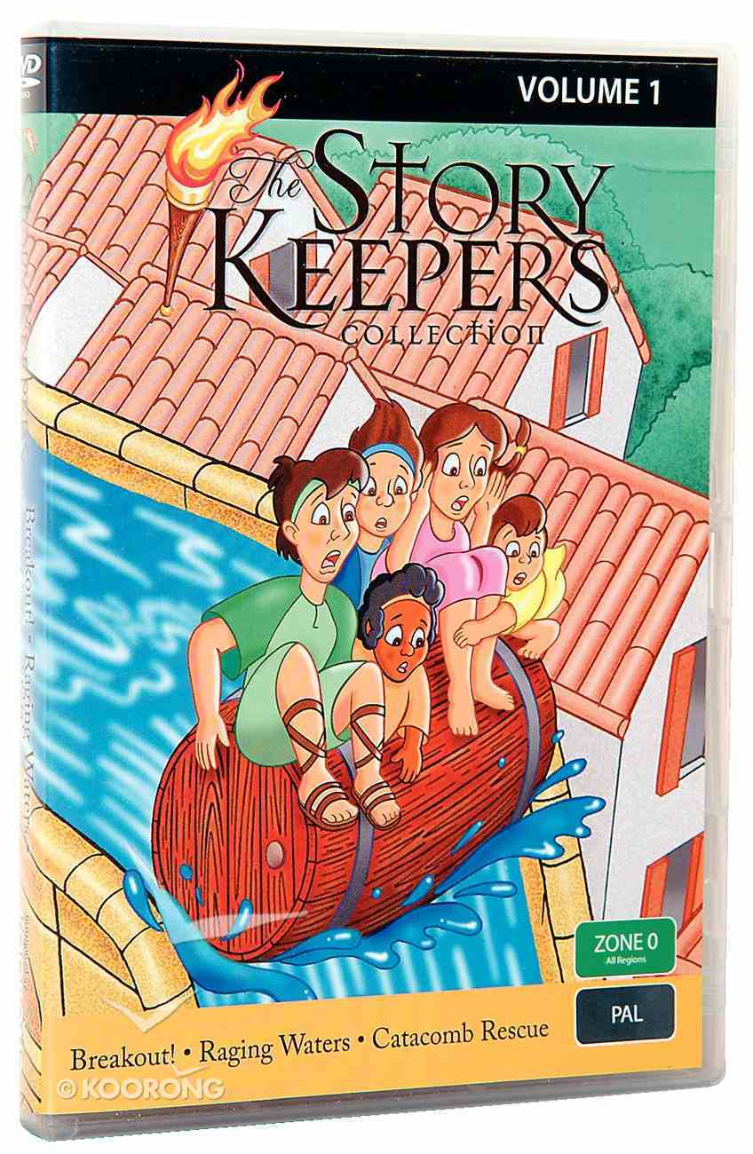Story Keepers: Collection #01 (Episodes 1,2,3) (Storykeepers Series) DVD