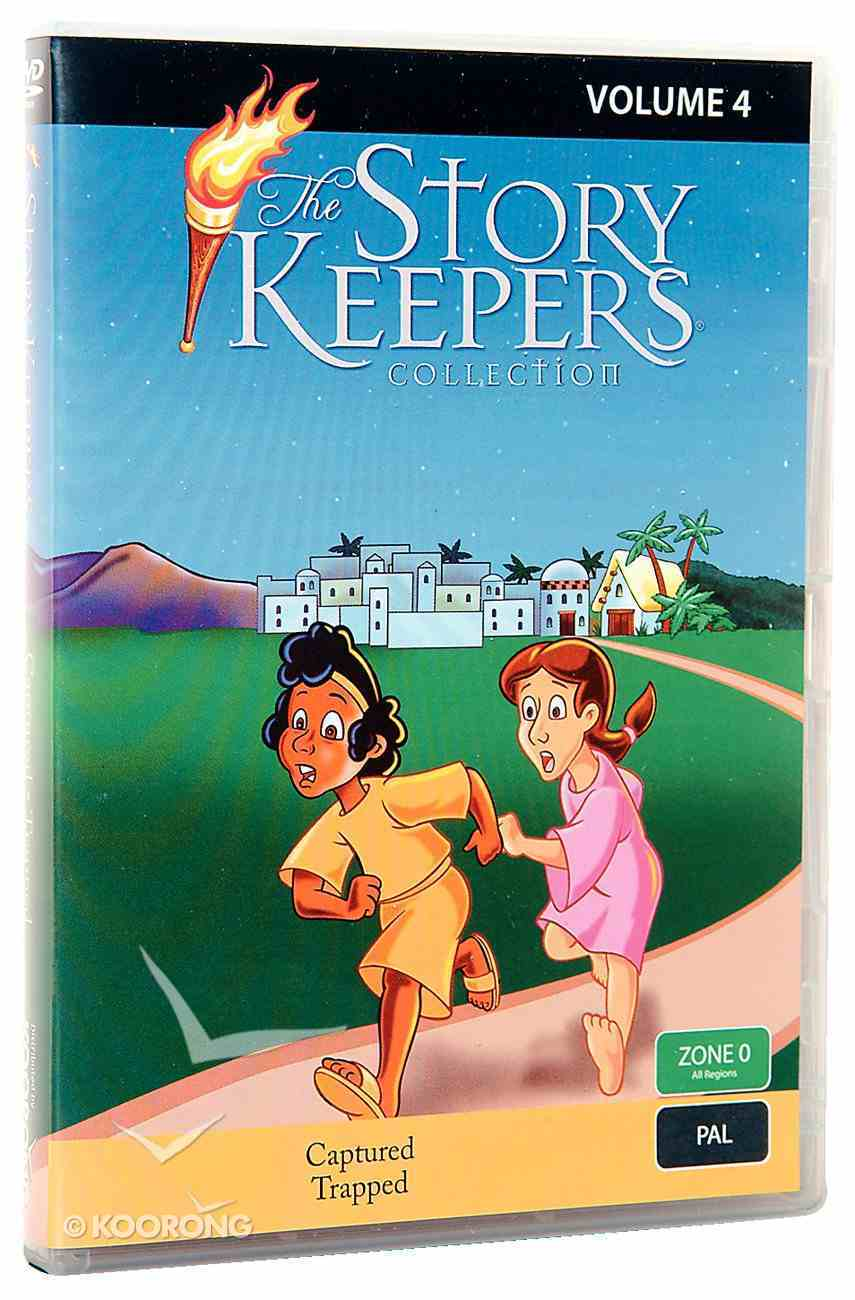 Story Keepers: Collection #04 (Episodes 8,9) (Storykeepers Series) DVD