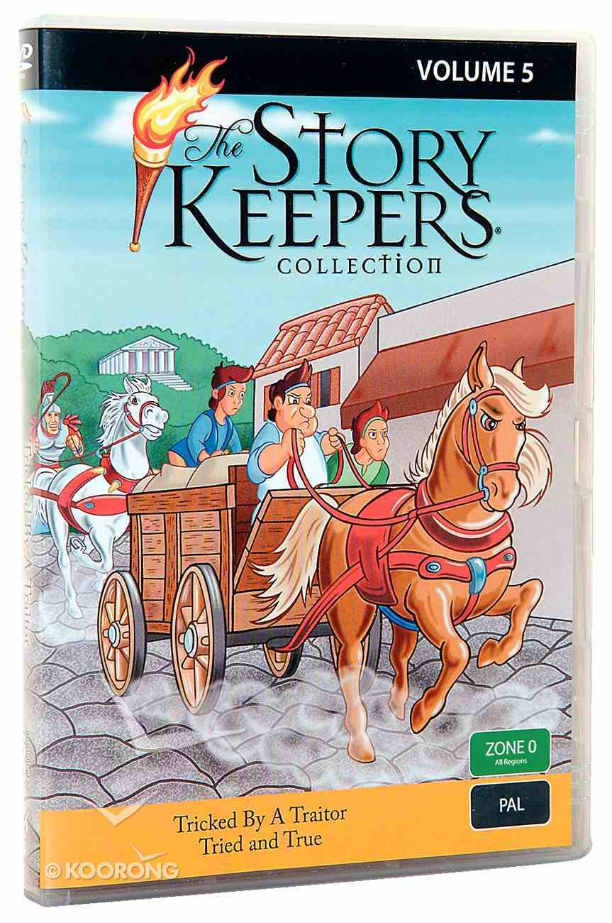 Story Keepers: Collection #05 (Episodes 10,11) (Storykeepers Series) DVD