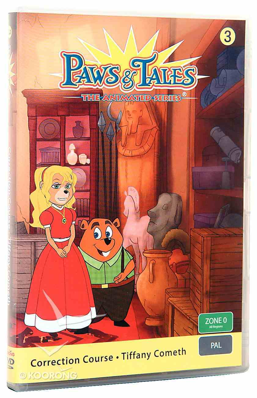 Series 1 #03 (Episodes 6,7) (#1.3 in Paws & Tales Series) DVD