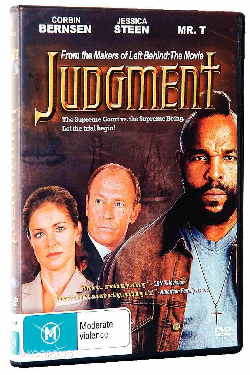 Apocalypse #04: Judgment DVD