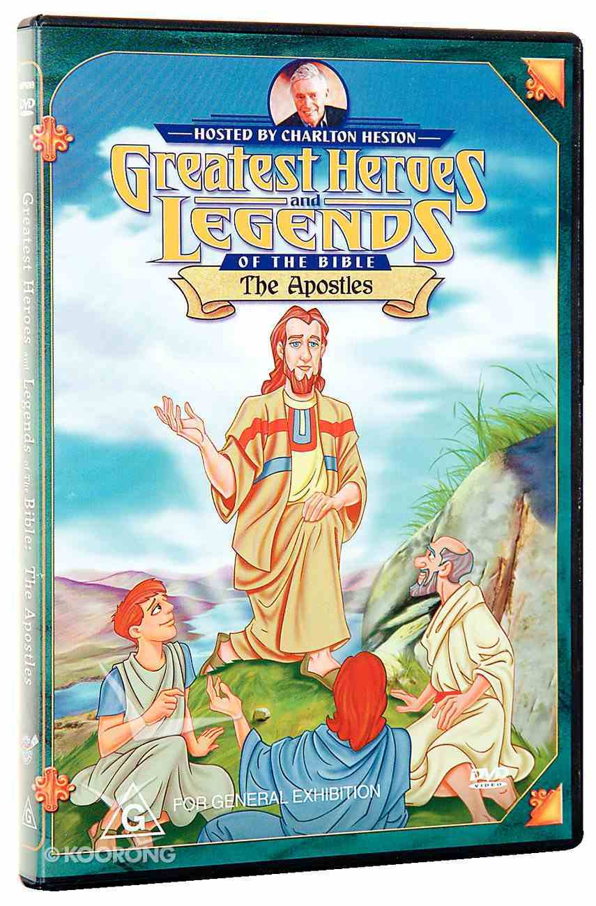 The Apostles (Greatest Heroes & Legends Of The Bible Series) DVD