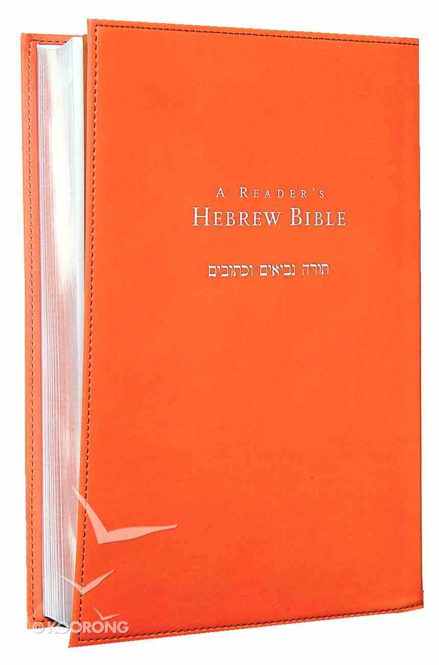 A Reader's Hebrew Bible Imitation Leather