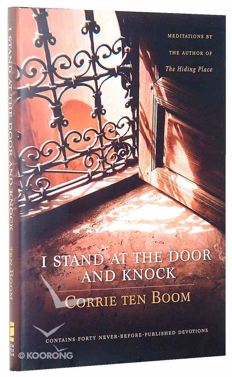 I Stand At the Door and Knock Hardback