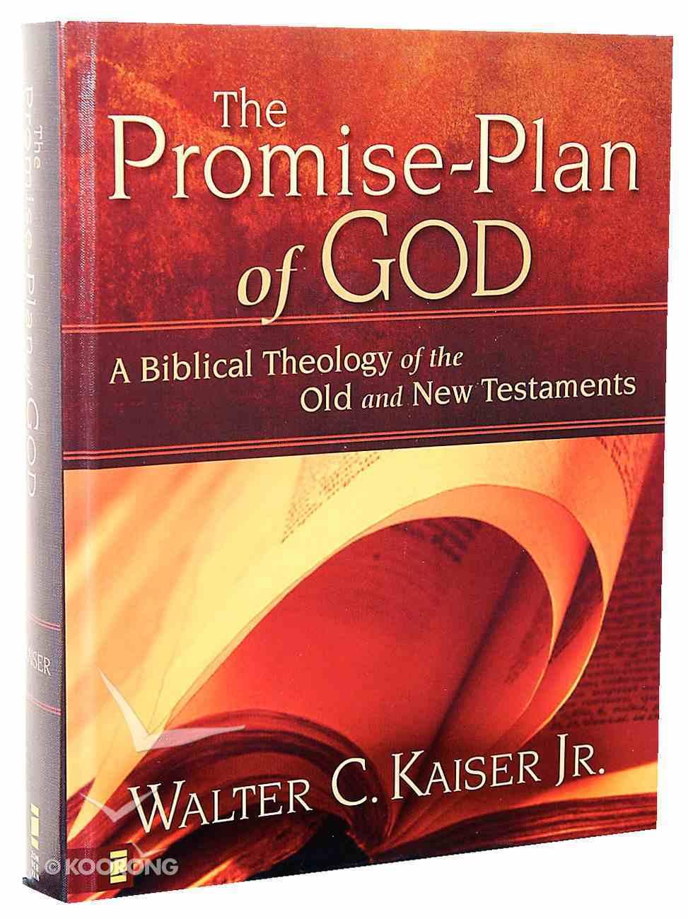 The Promise-Plan of God Hardback