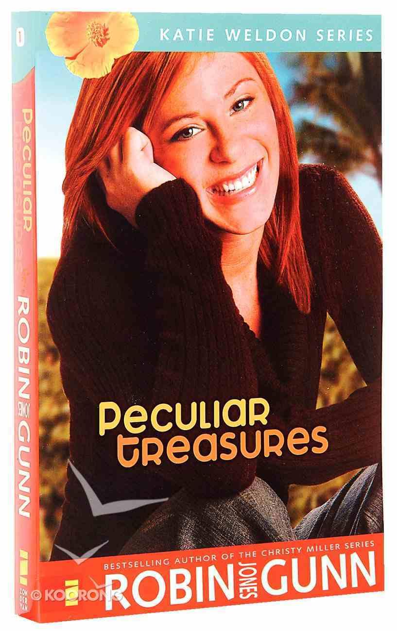 Peculiar Treasures (#01 in Katie Weldon Series) Paperback