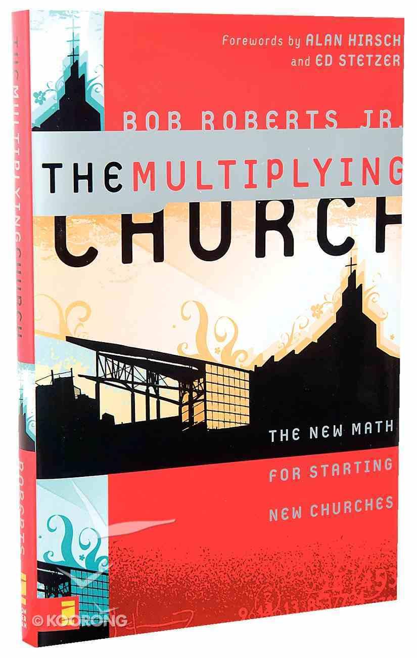 The Multiplying Church Hardback