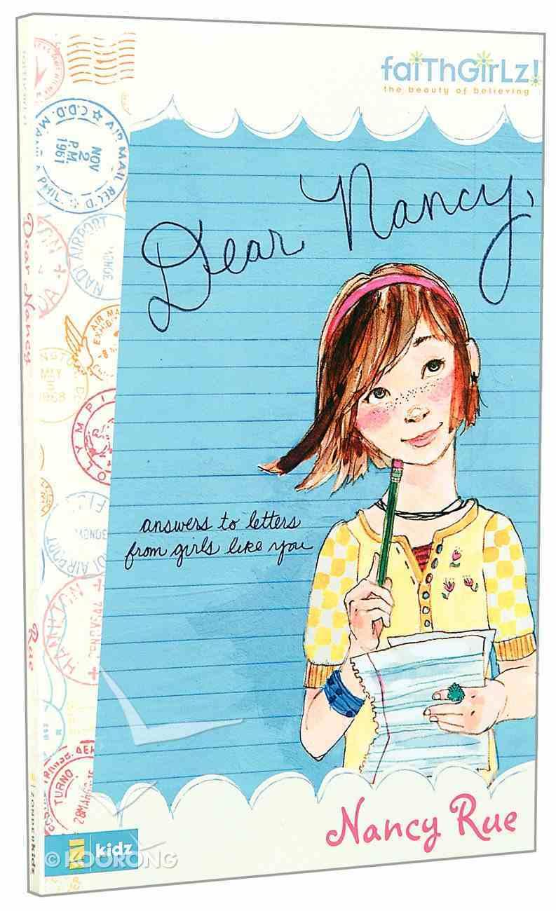 Faithgirlz! Dear Nancy (Faithgirlz! Nancy Series) Paperback