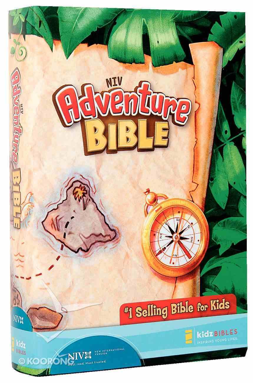 NIV Adventure Bible Hardback