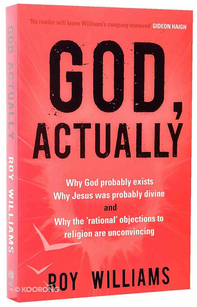 God, Actually Paperback
