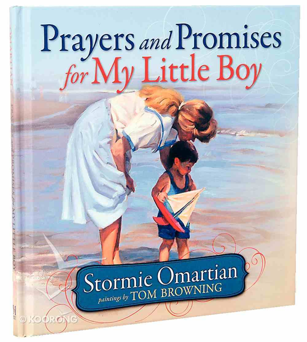 Prayers and Promises For My Little Boy Hardback