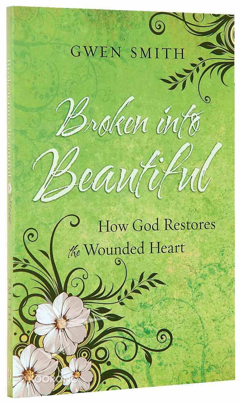 Broken Into Beautiful Paperback