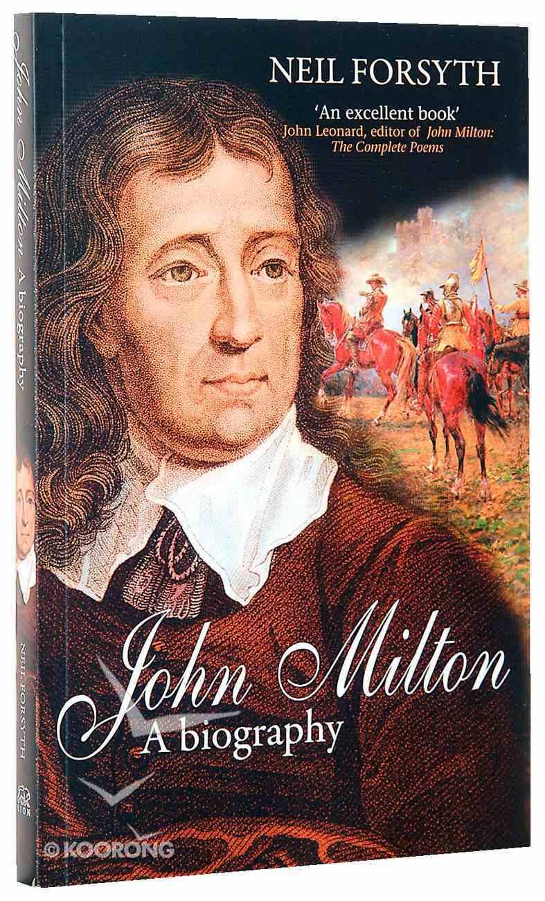 John Milton Paperback