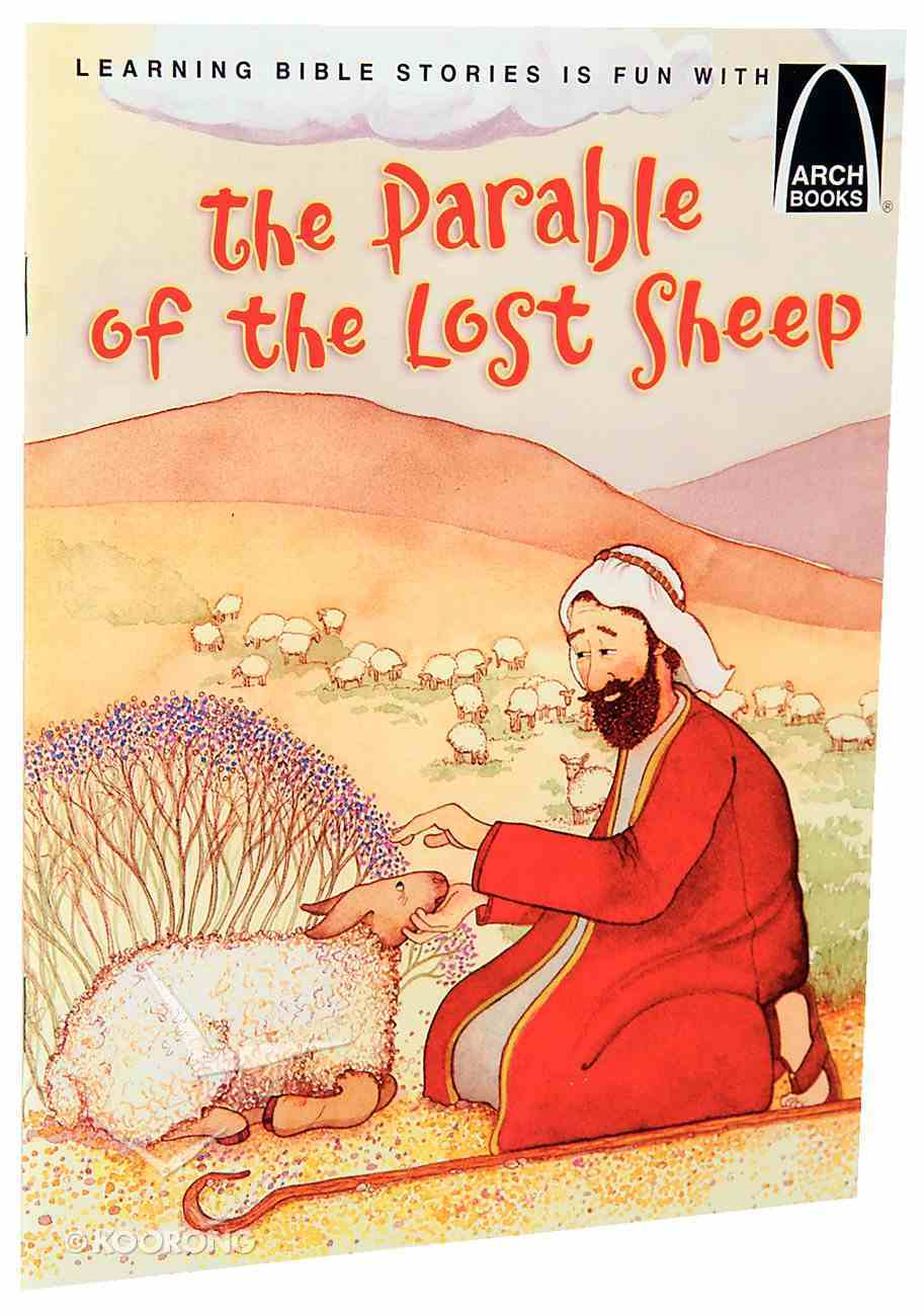Arch Books: The Parable of the Lost Sheep Paperback