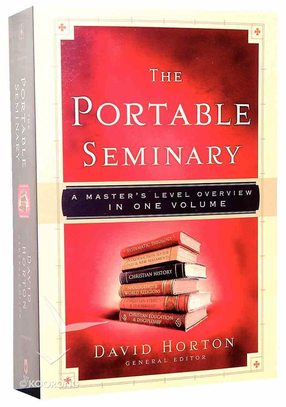 The Portable Seminary Paperback