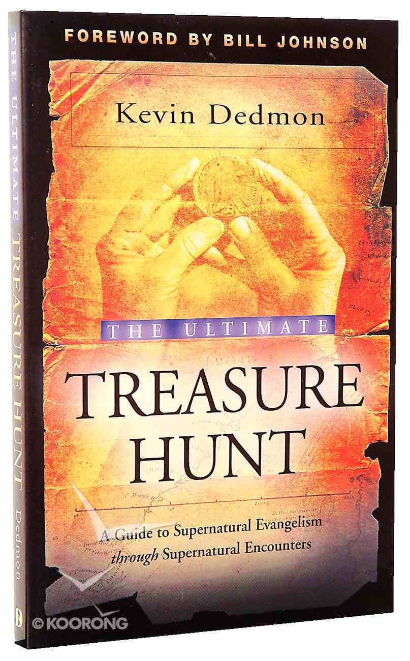 The Ultimate Treasure Hunt Paperback