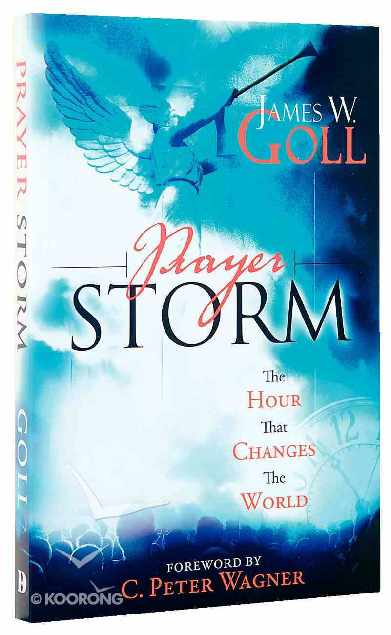 Prayer Storm Paperback