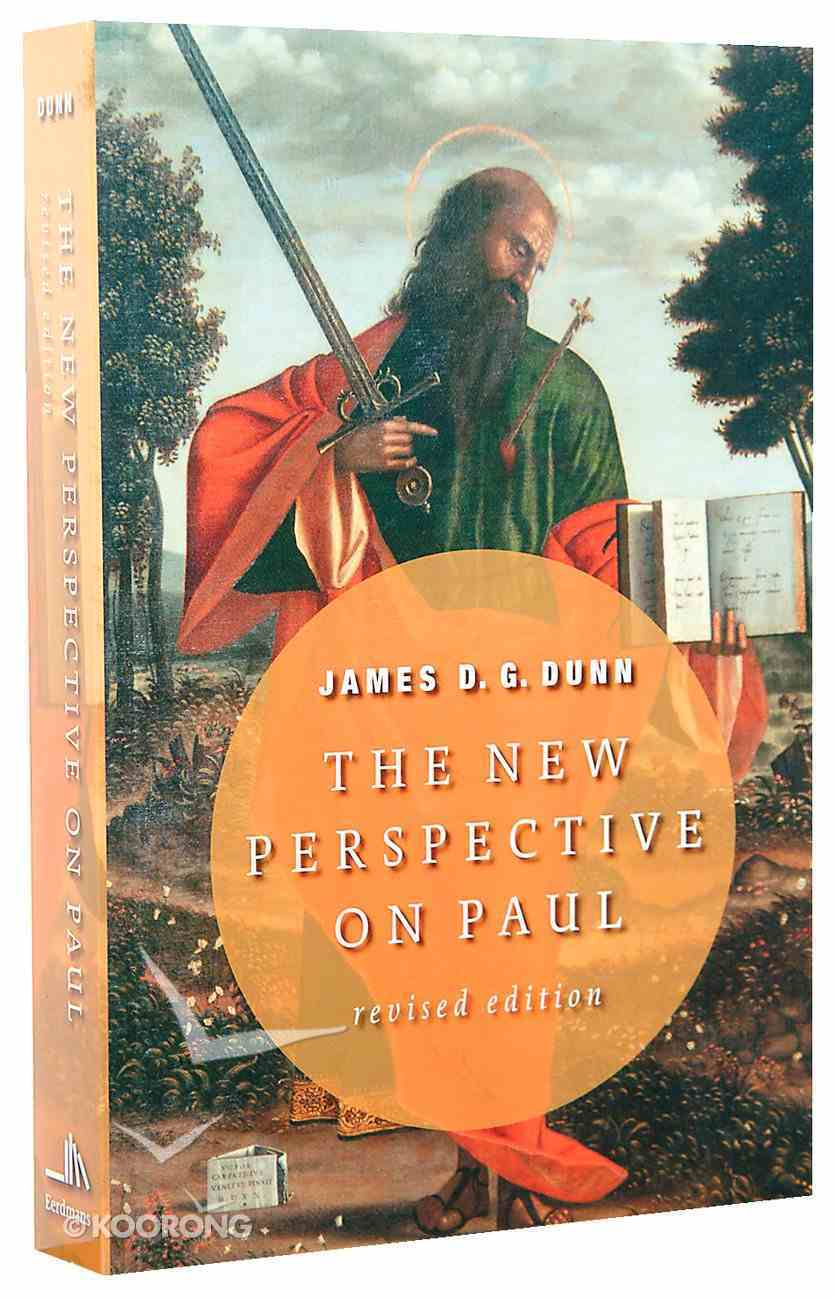 The New Perspective on Paul Paperback