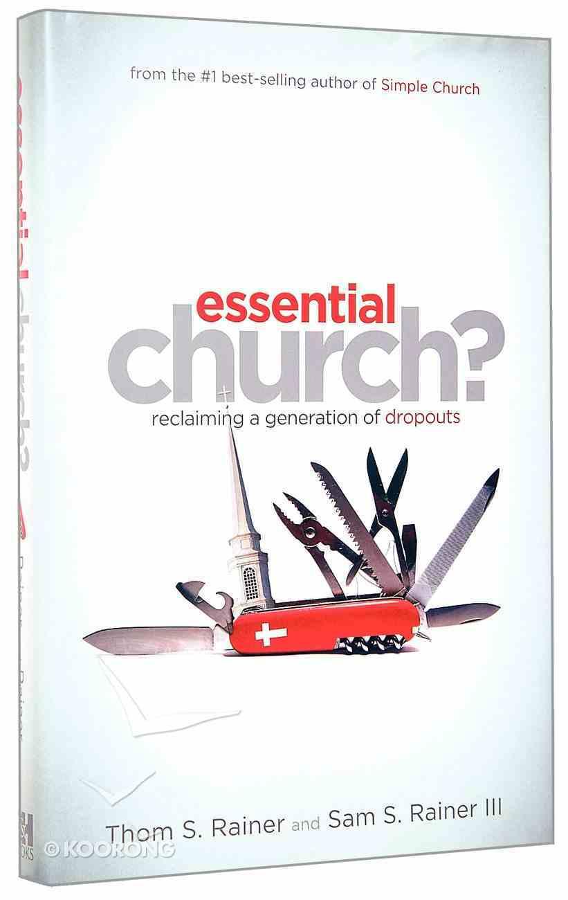Essential Church? Hardback