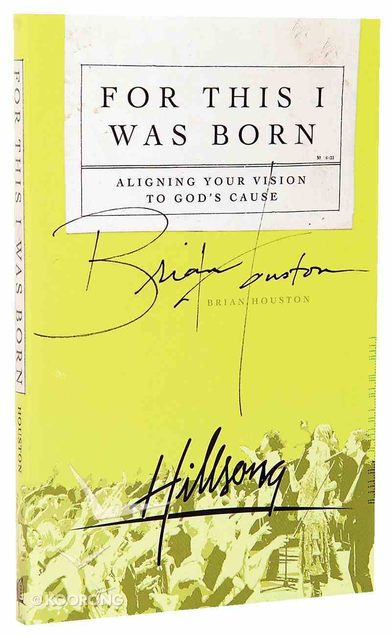 For This I Was Born Paperback