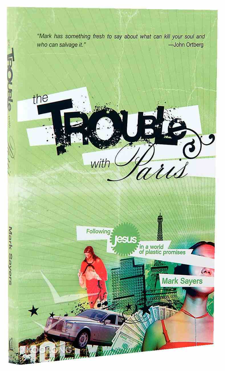 The Trouble With Paris Paperback