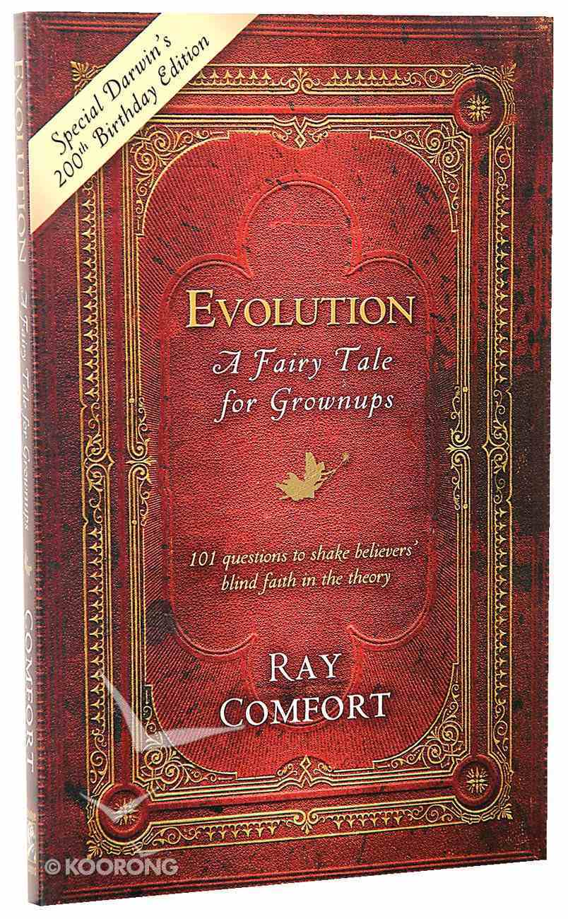 Evolution: A Fairy Tale For Grownups Paperback