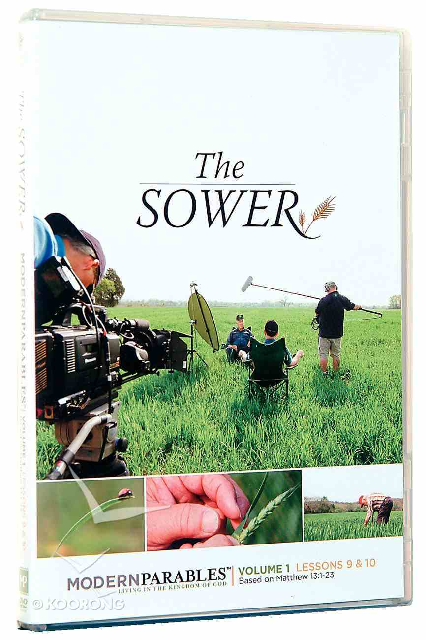 Modern Parables: Sower, the DVD (Lessons 9 & 10) Pack