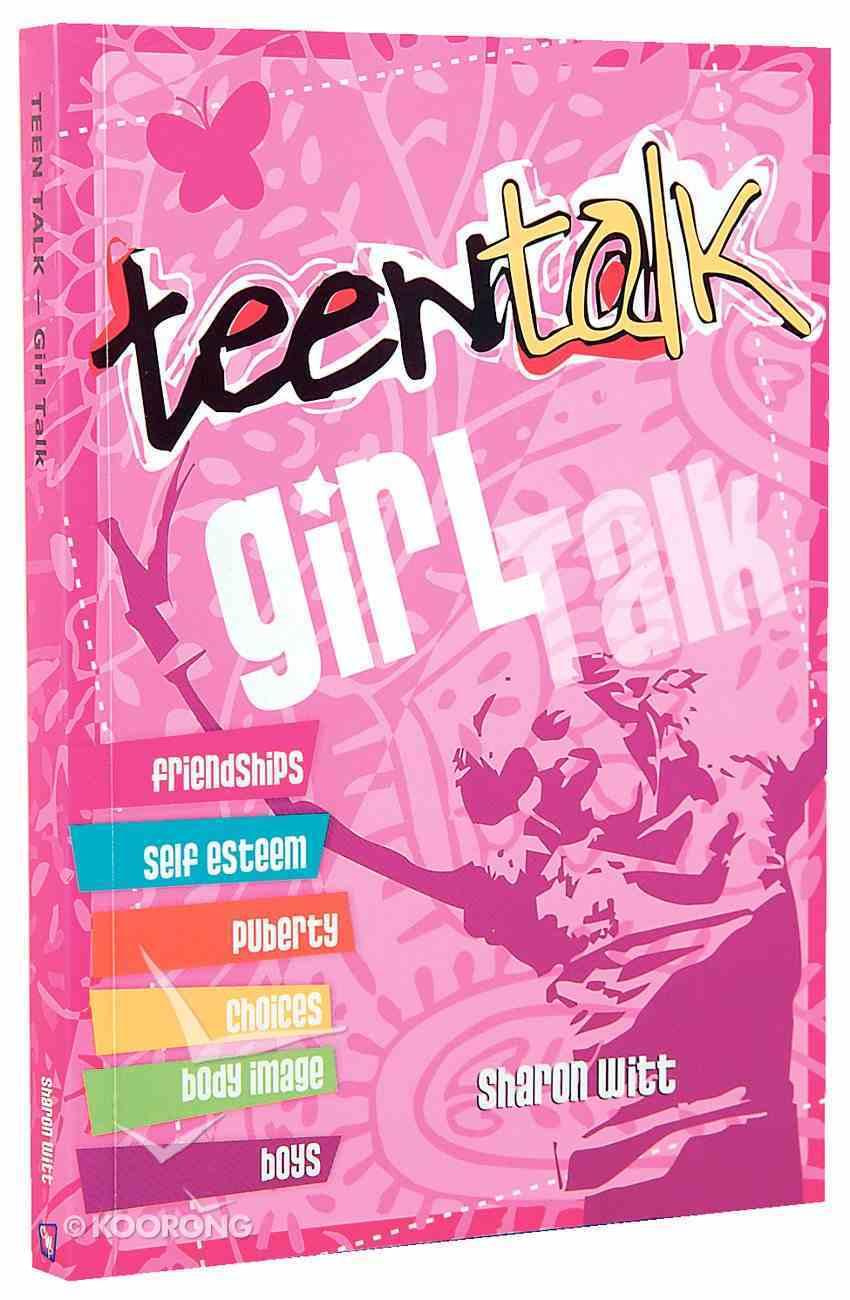 Girl Talk (Teen Talk Series) Paperback