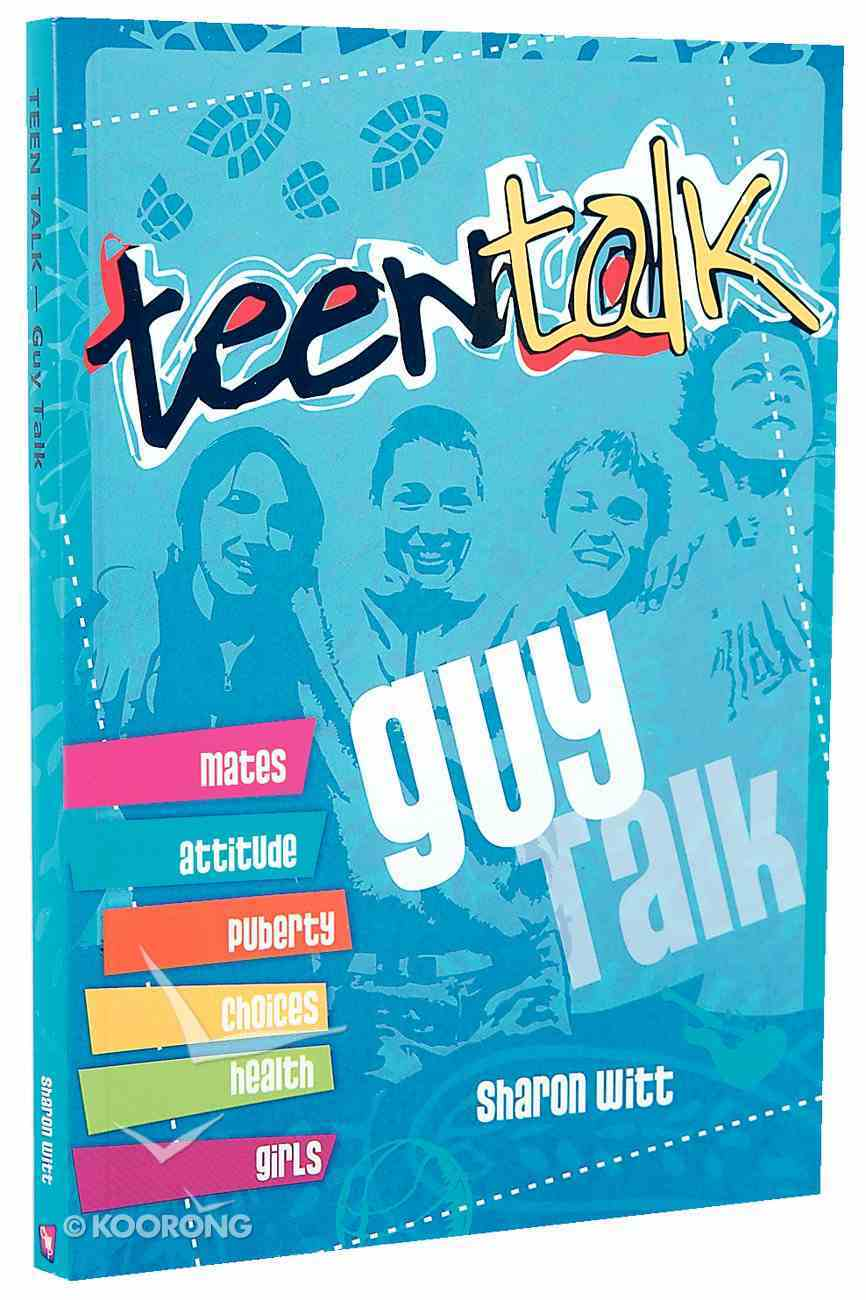 Guy Talk (Teen Talk Series) Paperback
