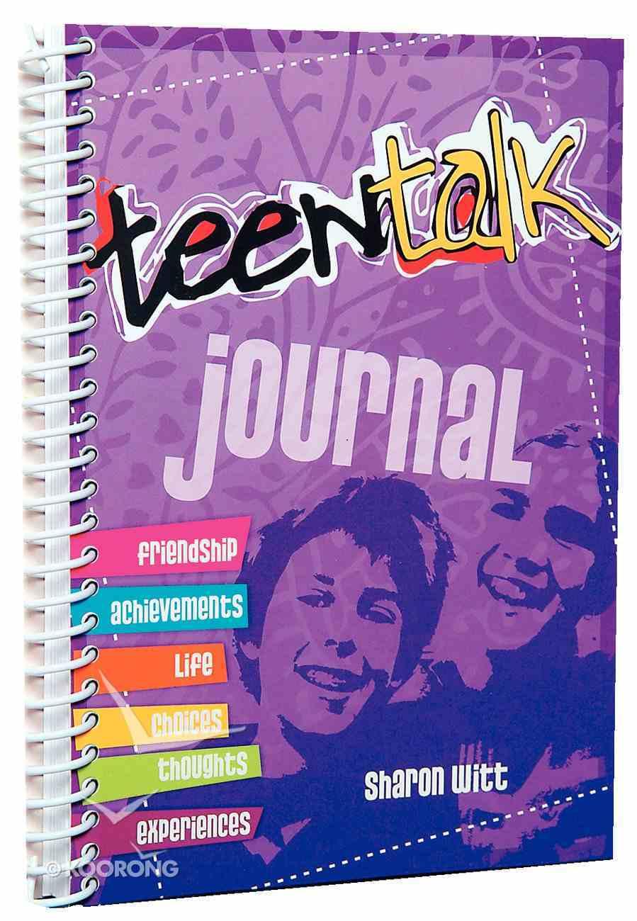 Gratitude Journal (Teen Talk Series) Spiral
