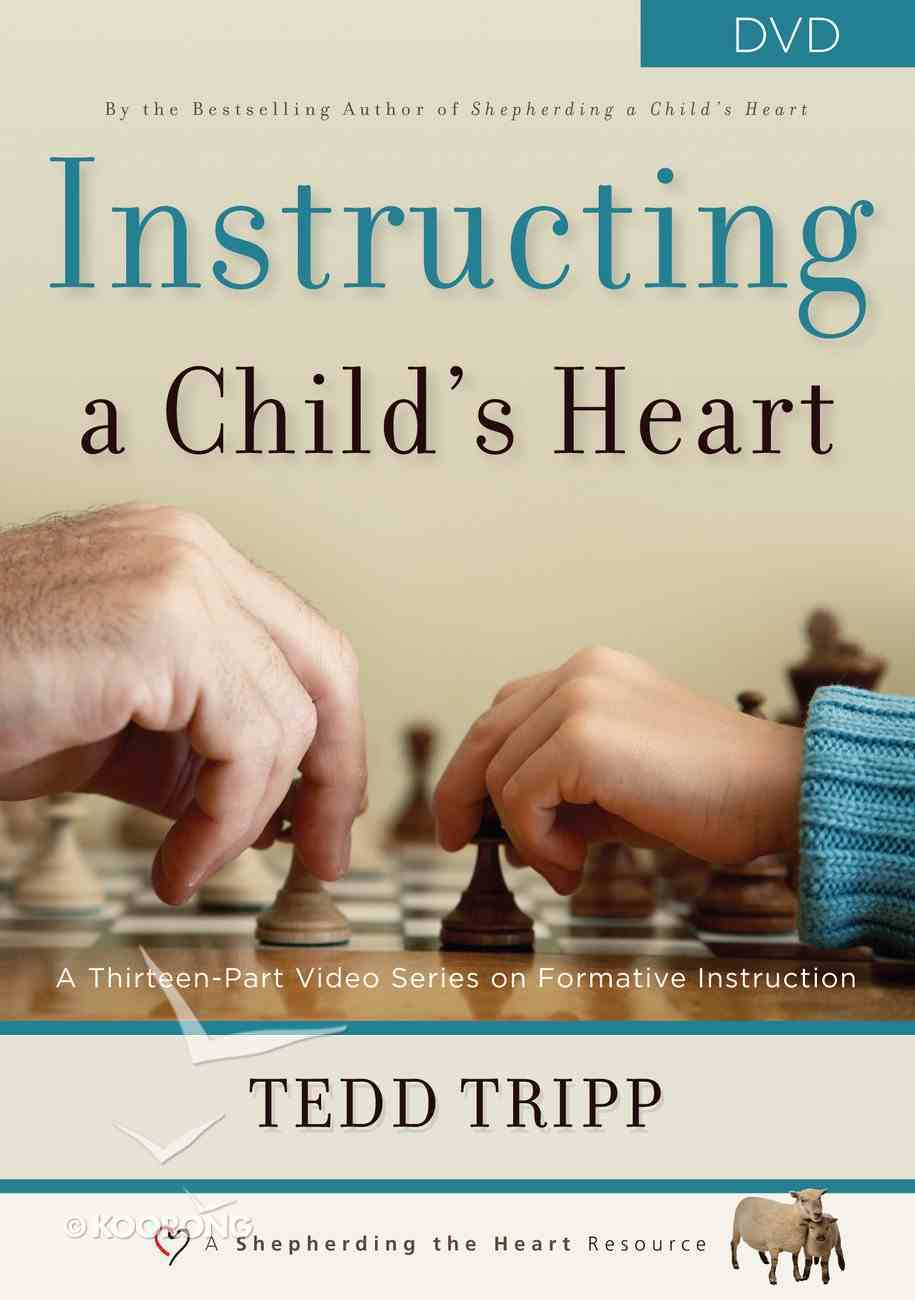 Instructing a Child's Heart DVD Pack