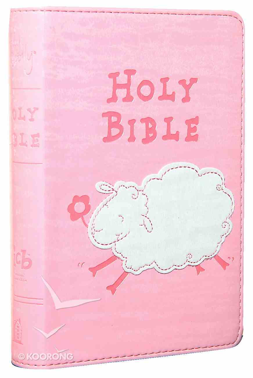 ICB Really Woolly Holy Bible Pink (Really Woolly Series) Premium Imitation Leather