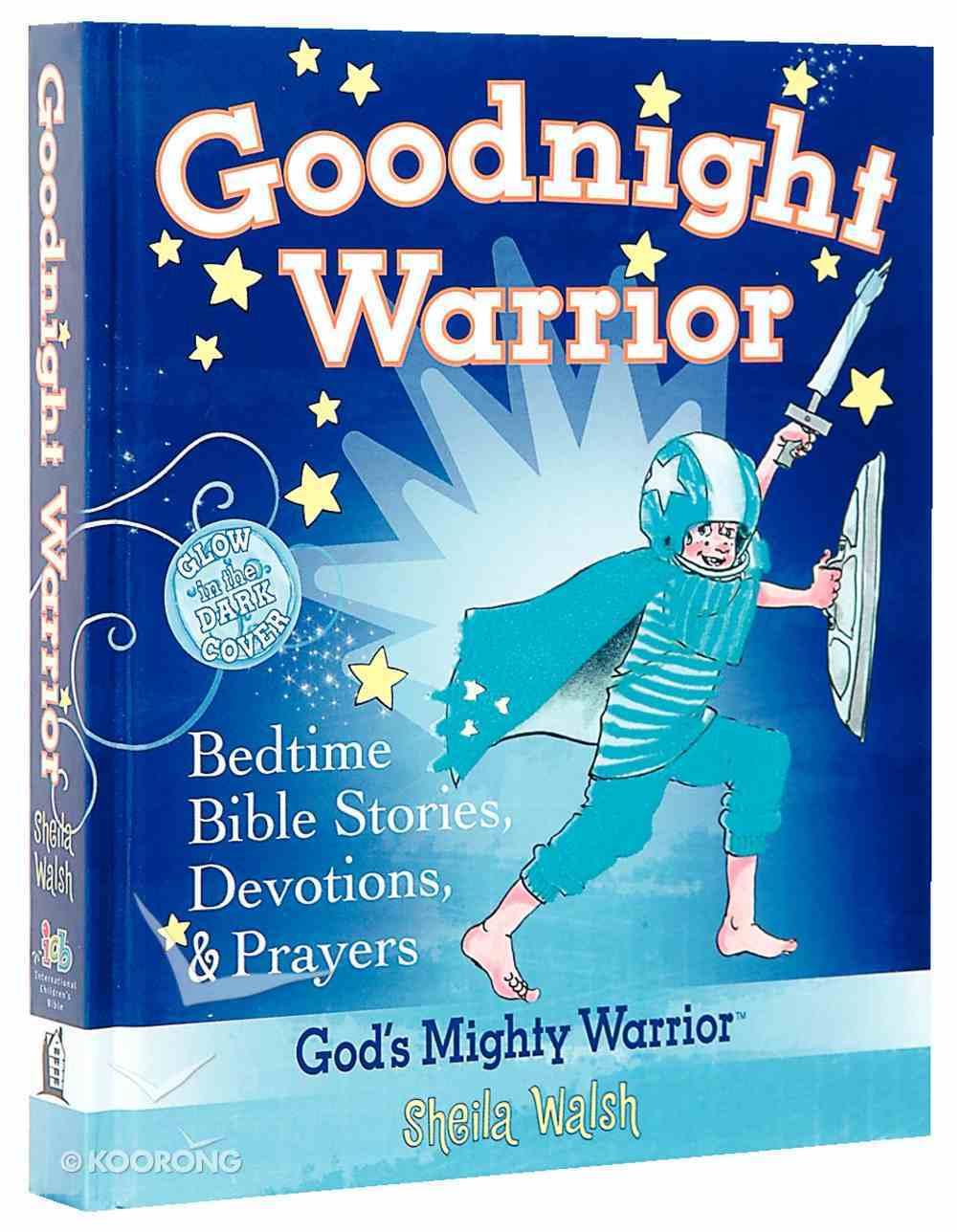 Goodnight Warrior Hardback