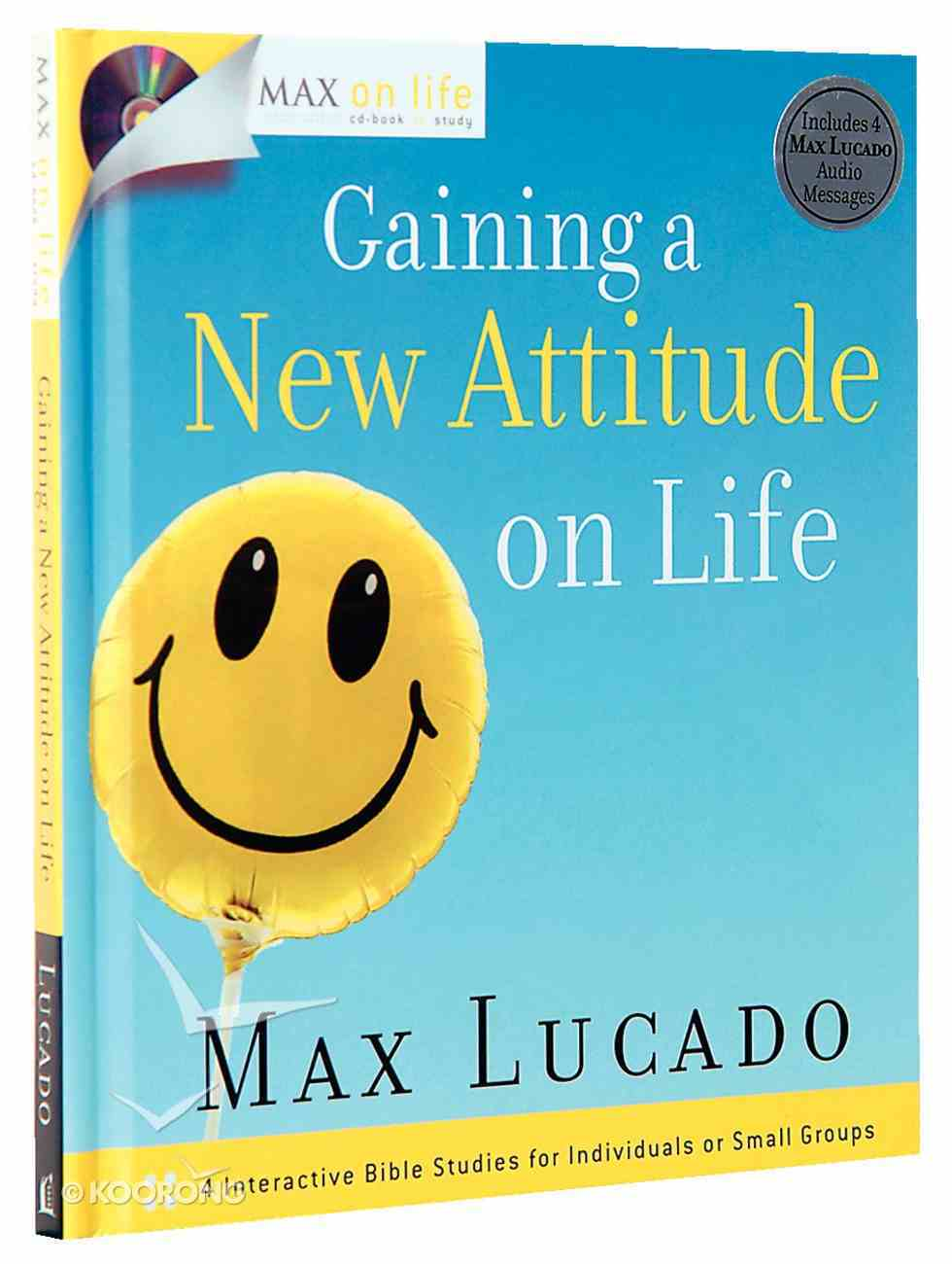 Gaining a New Attitude on Life (Max On Life Study Series) Pack