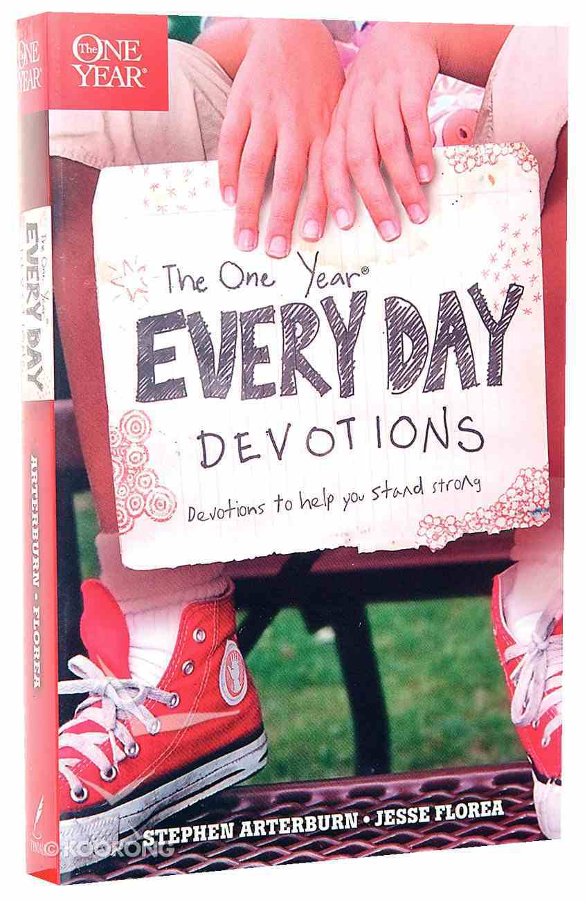 Every Day Devotions (One Year Series) Paperback