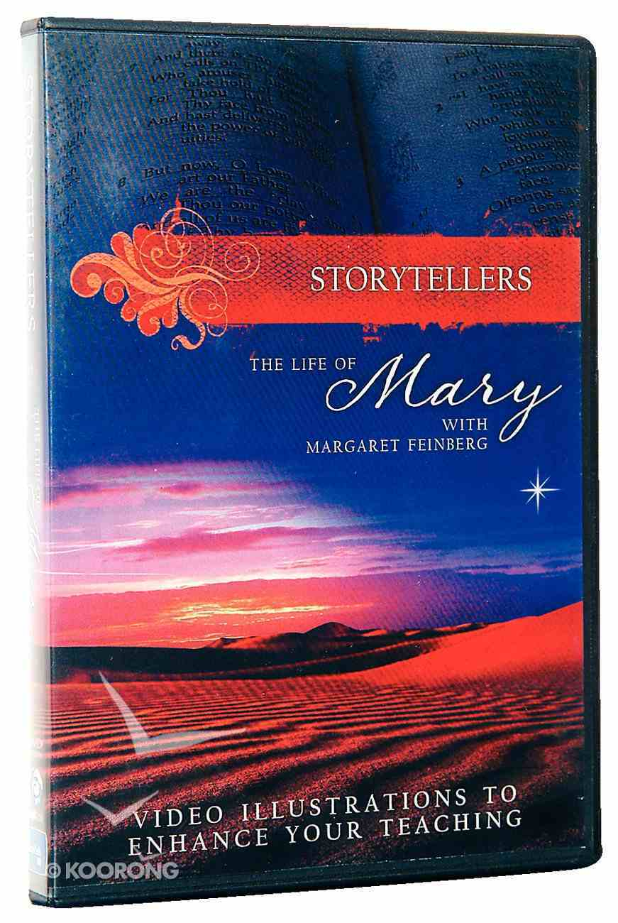 The Life of Mary (Storytellers Series) DVD