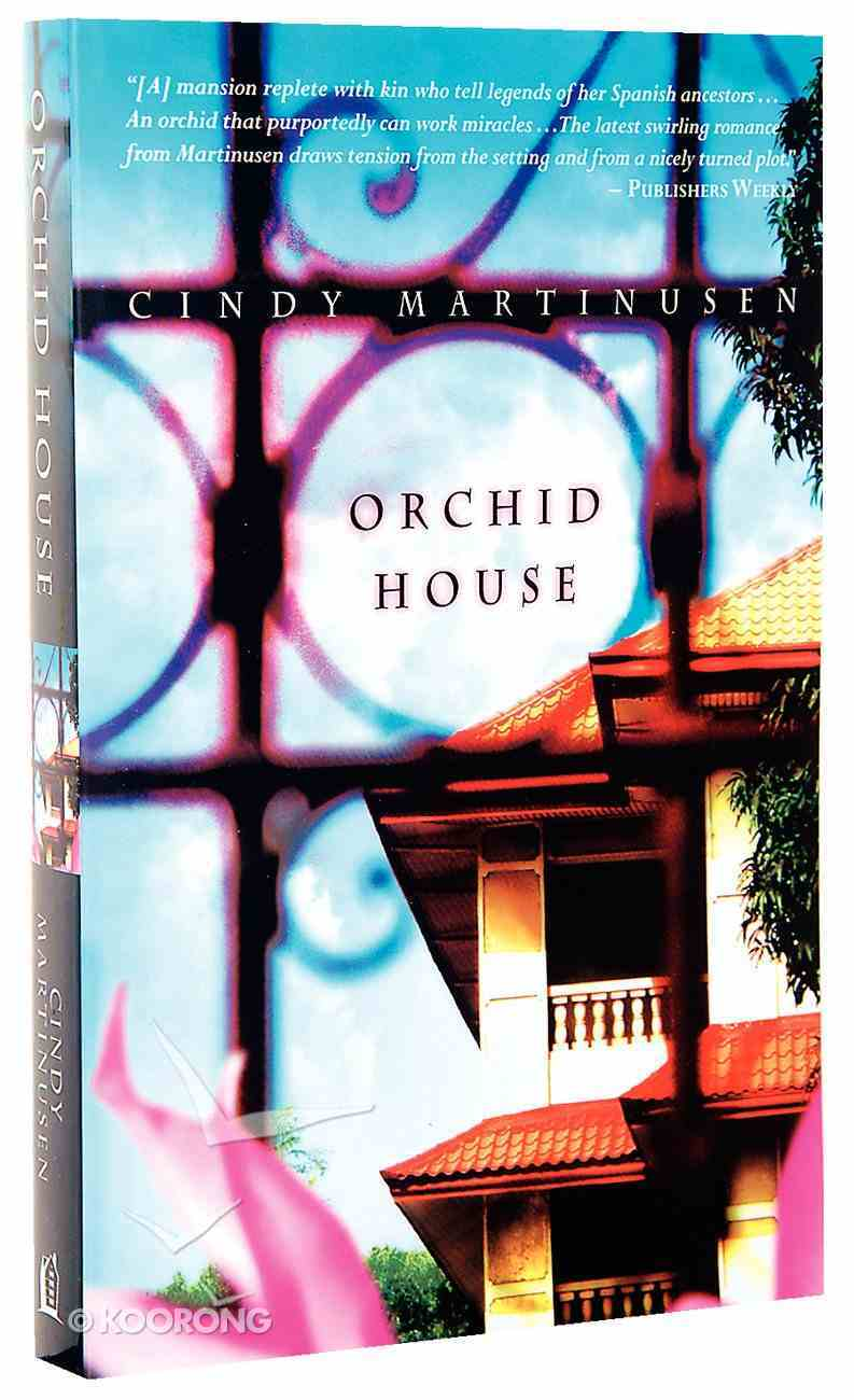 Orchid House Paperback