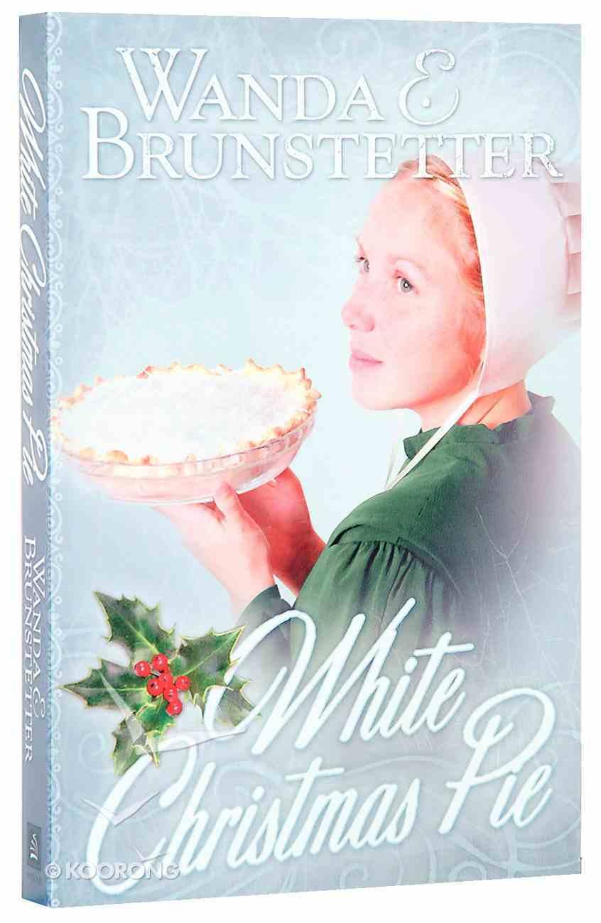 White Christmas Pie Paperback