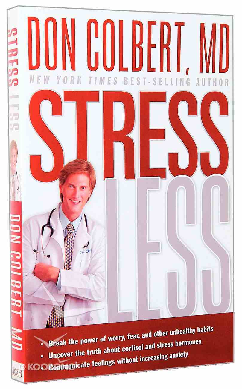 Stress Less Paperback