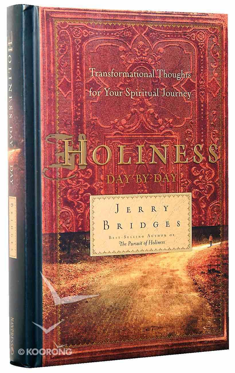 Holiness Day By Day Hardback