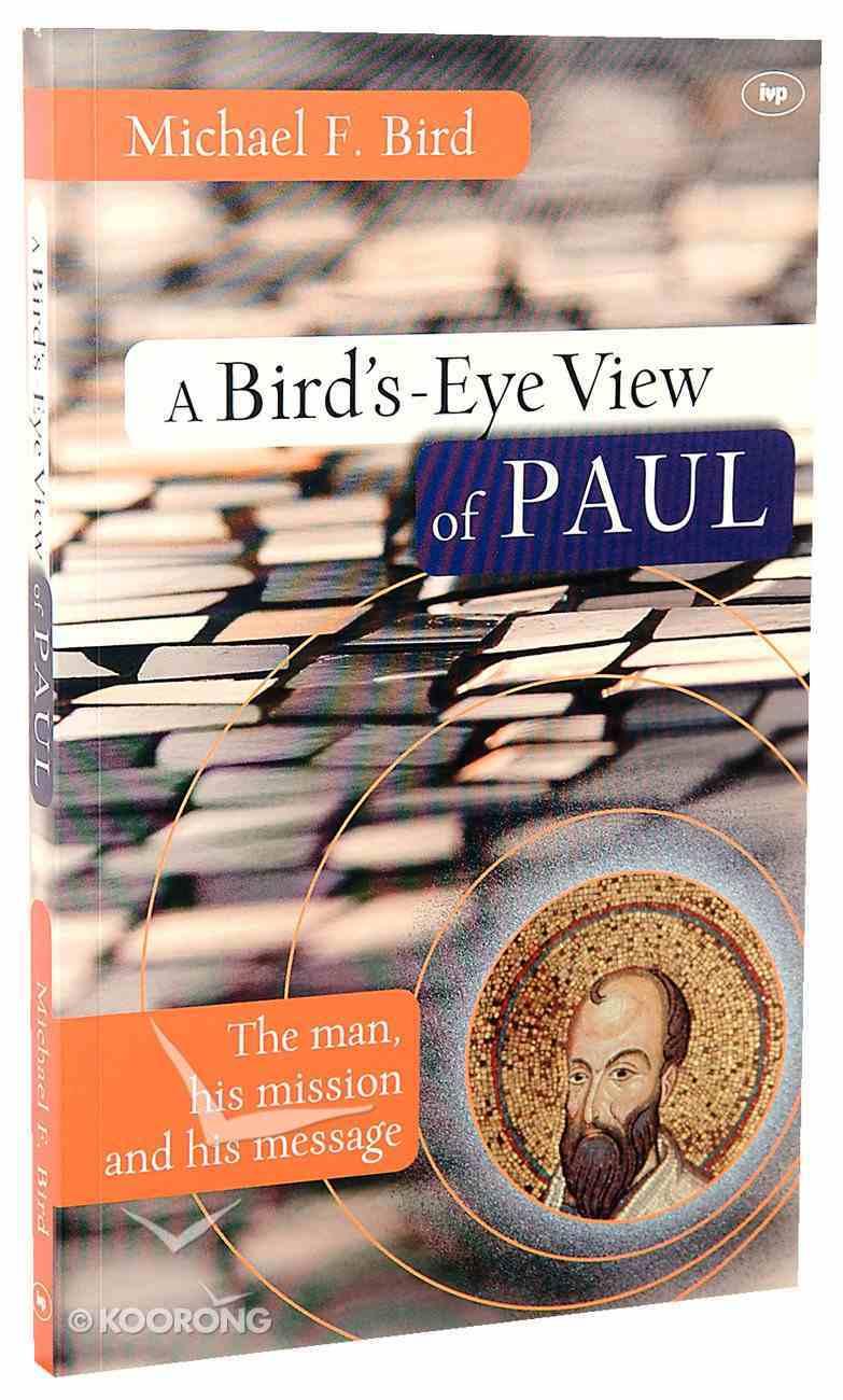 A Bird's-Eye View of Paul Paperback