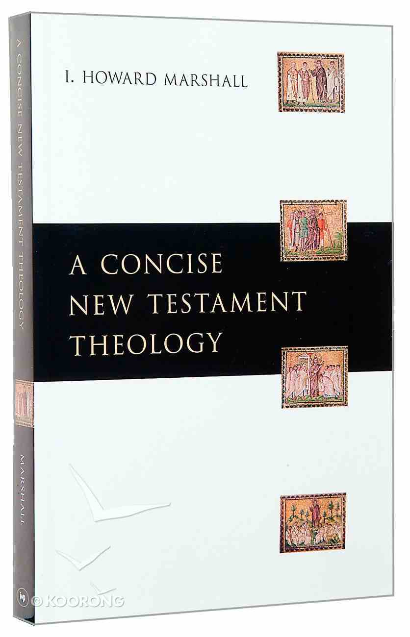 A Concise New Testament Theology Paperback