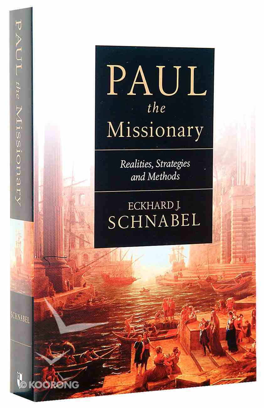Paul the Missionary Paperback