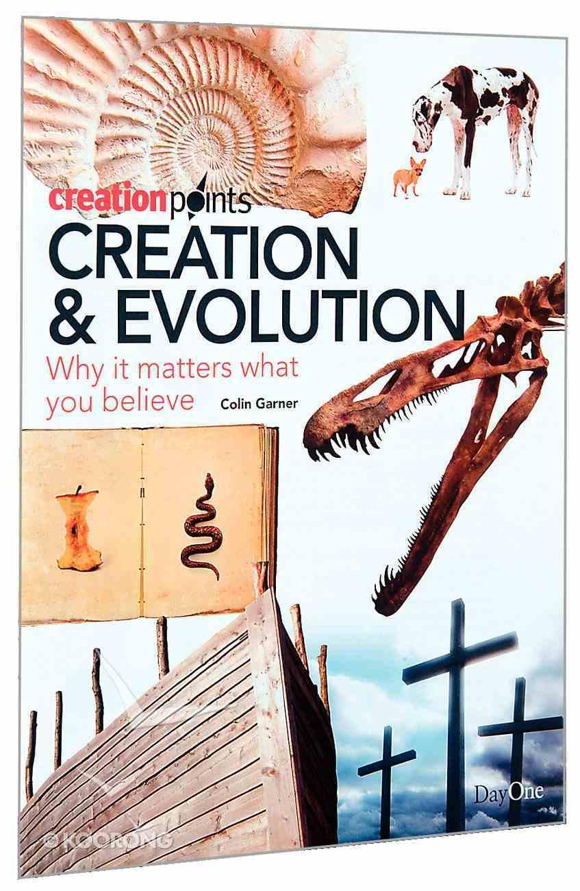 Creationpoints: Creation & Evolution Paperback