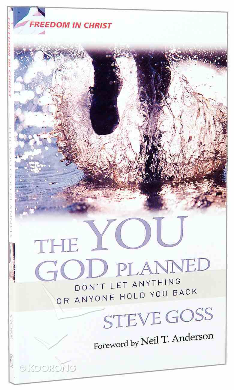 The Freedom in Christ: You God Planned (Freedom In Christ Course) Paperback