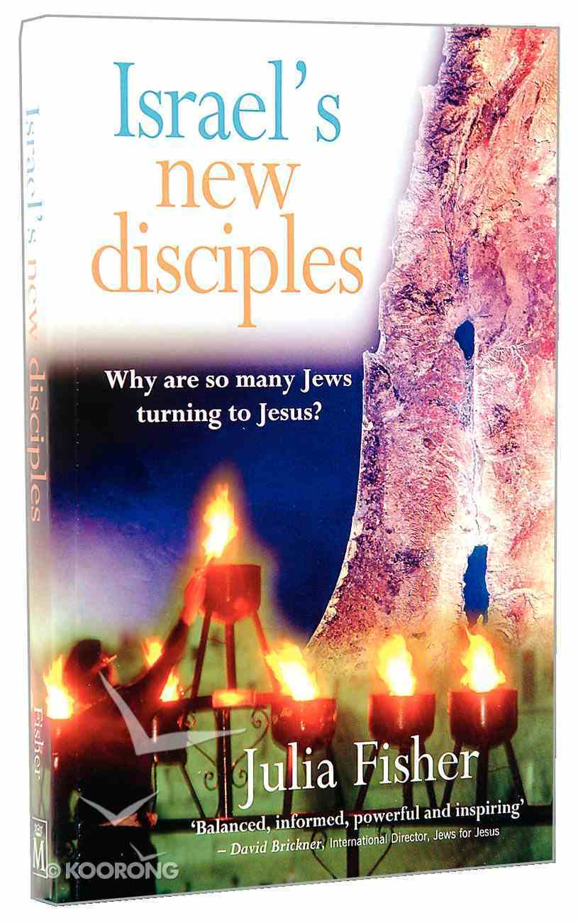 Israel's New Disciples Paperback