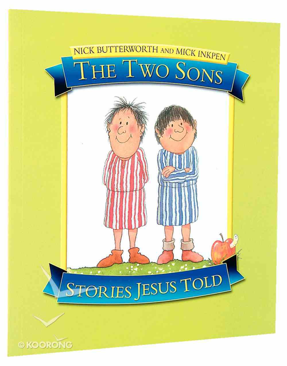 The Two Sons (Stories Jesus Told Series) Paperback