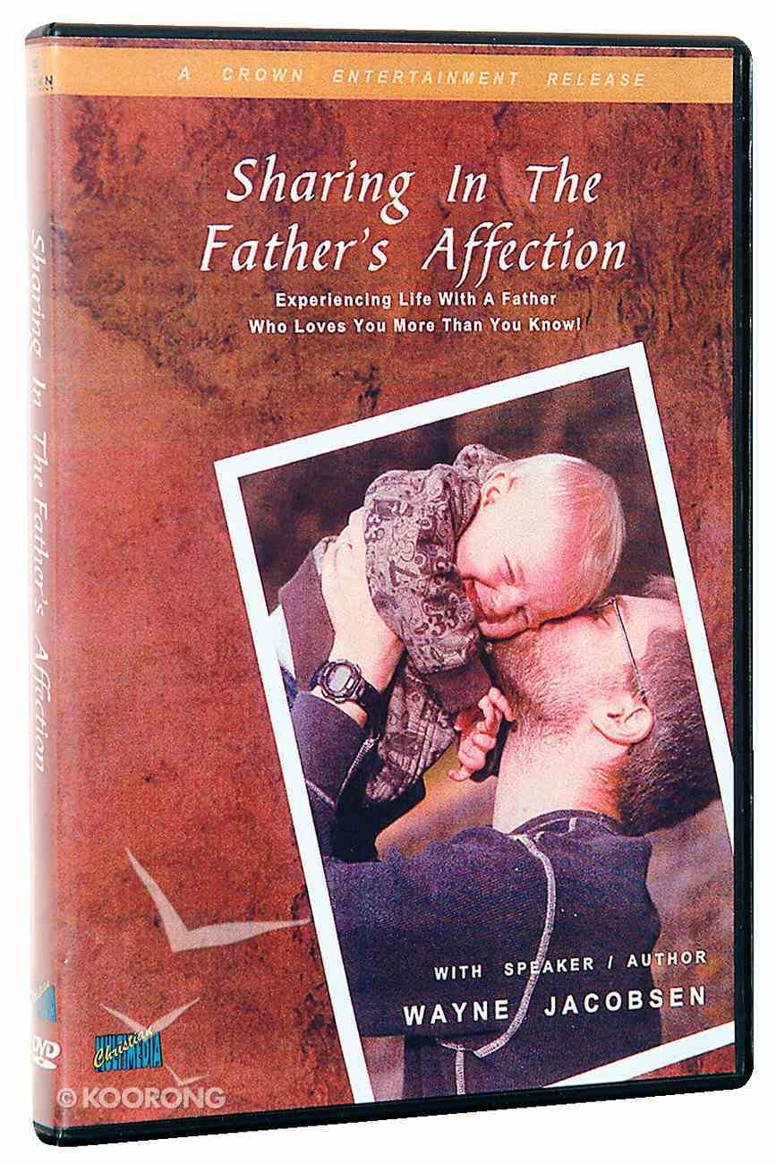 Sharing in the Father's Affection DVD